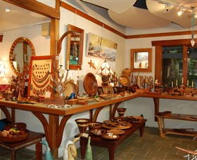 The Woodcraft Gallery - Attractions
