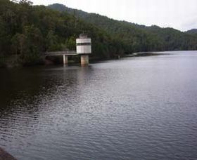 Clarrie Hall Dam - Attractions
