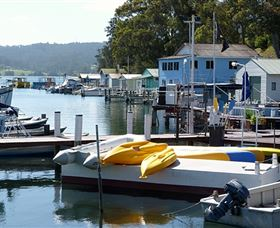 Narooma Marina - Attractions