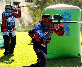 Elite 1 Paintball - Attractions