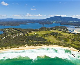 Wallaga Lake - Attractions