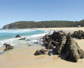 Armands Beach Bermagui - Attractions