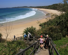 Wooli Beach - Attractions