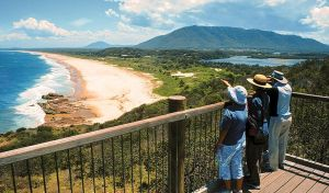 Charles Hamey lookout - Attractions