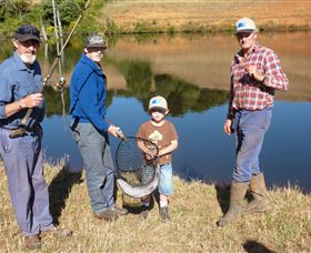 Natone Hills Fly Fishery - Attractions