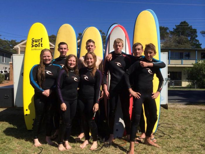Broulee Surf School - Attractions