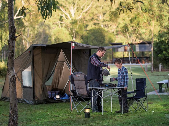 Hardings Paddock Campground - Attractions