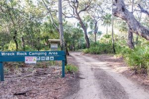 Deepwater National Park Camping Ground - Attractions