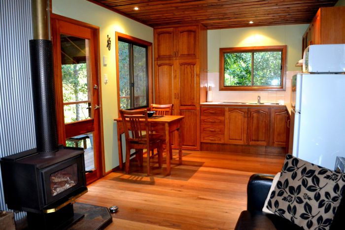 Waterfall Hideout-Rainforest Cabin for Couples - Attractions