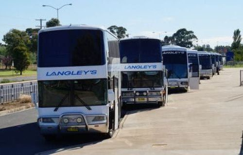 Langleys Coaches - Attractions