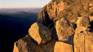 Booroomba Rocks - Attractions