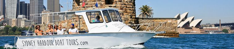 Sydney Harbour Boat Tours - Attractions