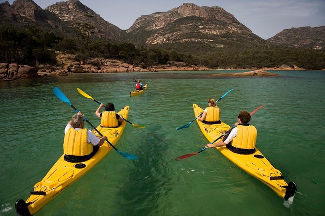 The Freycinet Paddle - Attractions