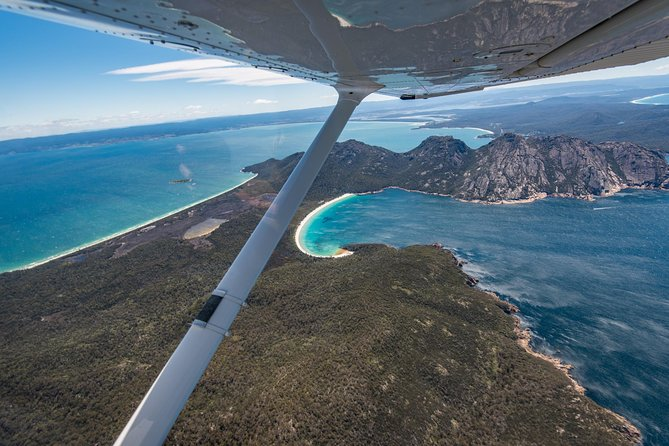 Freycinet Peninsula Or Wineglass Bay Scenic Flight - Attractions