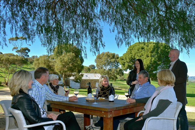 Small-Group Barossa Valley Food and Wine Tour - Attractions