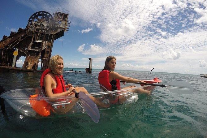 Moreton Island Day Trip from Brisbane or the Gold Coast Including Kayaking and Sandboarding - Attractions