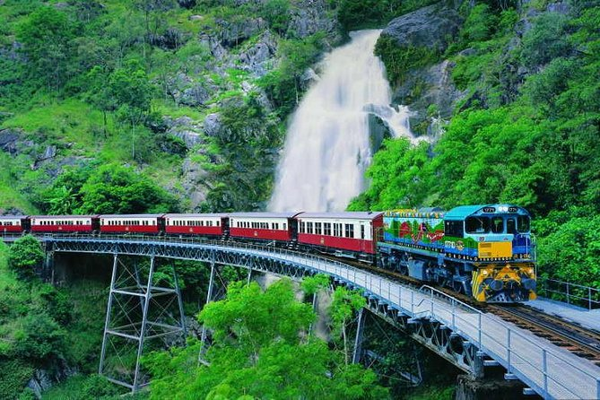 Full-Day Tour with Kuranda Scenic Railway Skyrail Rainforest Cableway and Hartley's Crocodile Adventures from Cairns - Attractions