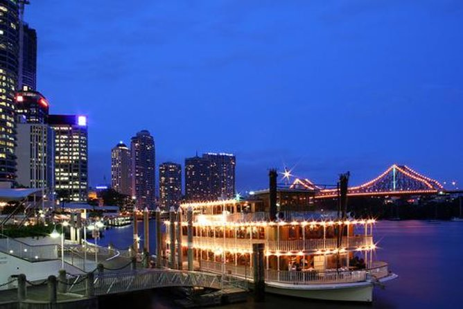 Brisbane River Dinner Cruise - Attractions