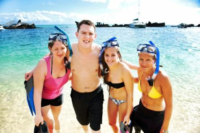 Moreton Island Snorkel and Sandboarding 4WD Day Trip from Brisbane - Attractions