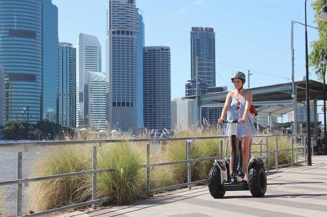 60 Minute Brisbane Segway Tour - Attractions