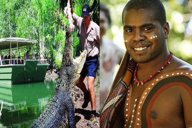 Hartley's Crocodile Adventures and Tjapukai Cultural Park Day Trip from Cairns - Attractions