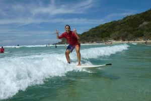 Rainbow Beach Surf School 2 Hour Main Beach Surf Lesson - Attractions