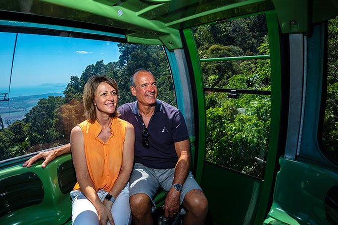 Skyrail Rainforest Cableway Day Trip from Palm Cove - Attractions