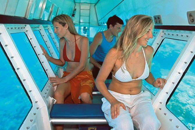 Quicksilver Outer Great Barrier Reef Snorkel Cruise from Palm Cove - Attractions
