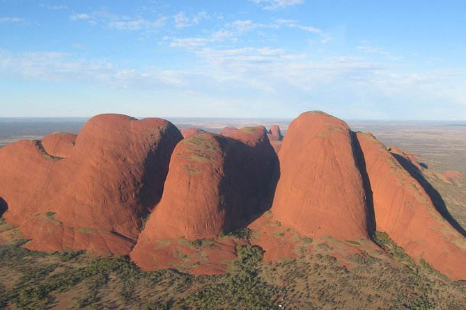 Kata Tjuta and Uluru Grand View Helicopter Flight - Attractions