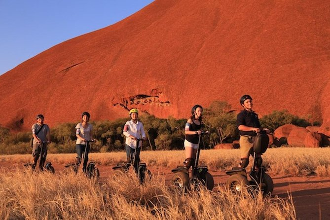 Quarter Uluru Segway  Sunset - Attractions