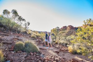 Kings Canyon Guided Rim Walk - Attractions