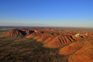 Kings Canyon Helicopter Tour - Attractions