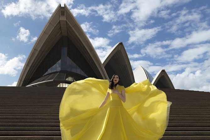 Opera Performance at the Sydney Opera House