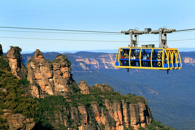 Blue Mountains private tour with professional guide up to 4 people (optional 5+)