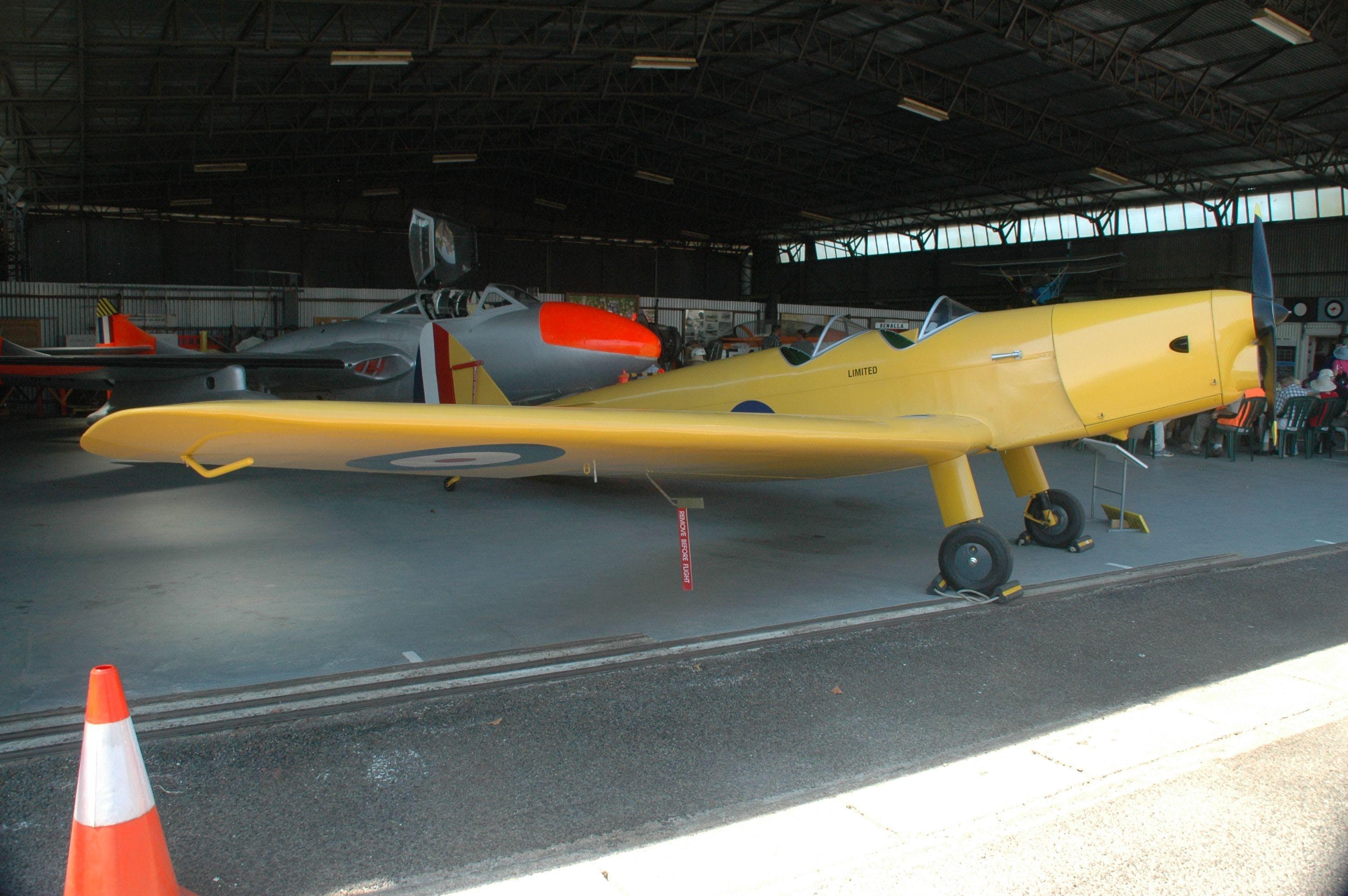 Benalla Aviation Museum - Attractions