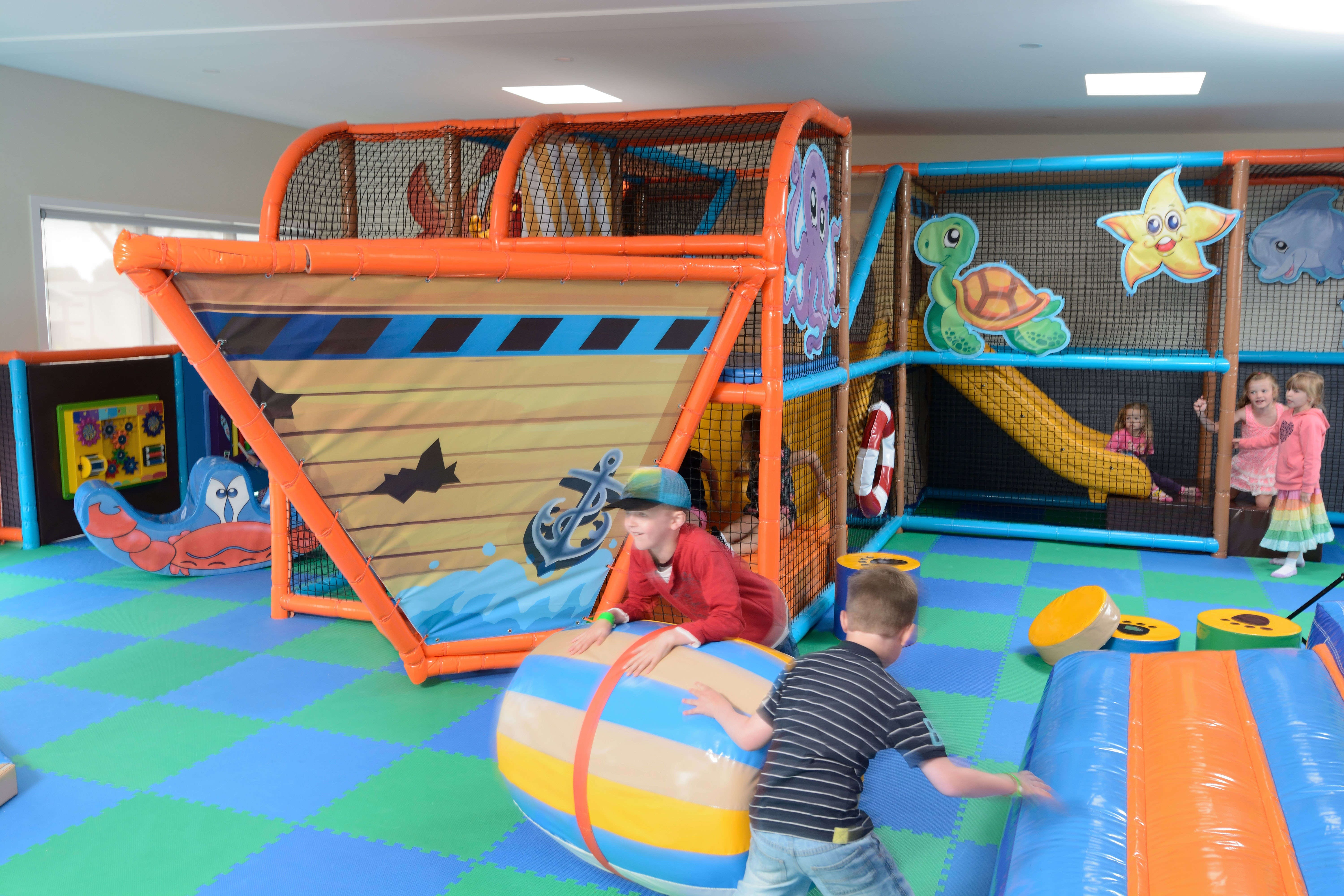 BIG4 Port Fairy Holiday Park Monkeys and Mermaids Indoor Play Centre - Attractions