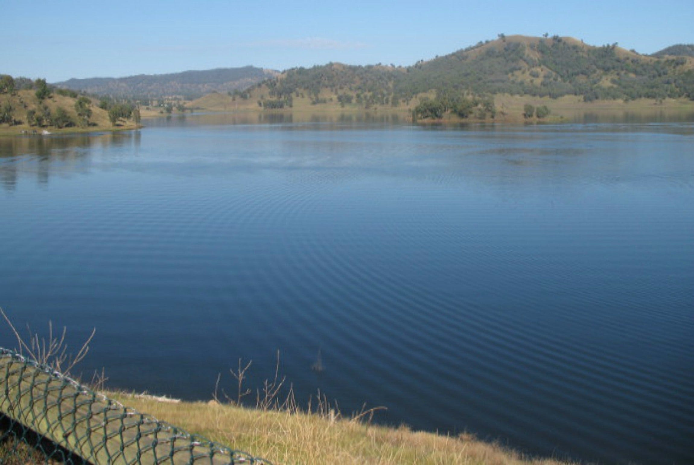 Chaffey Dam - Attractions