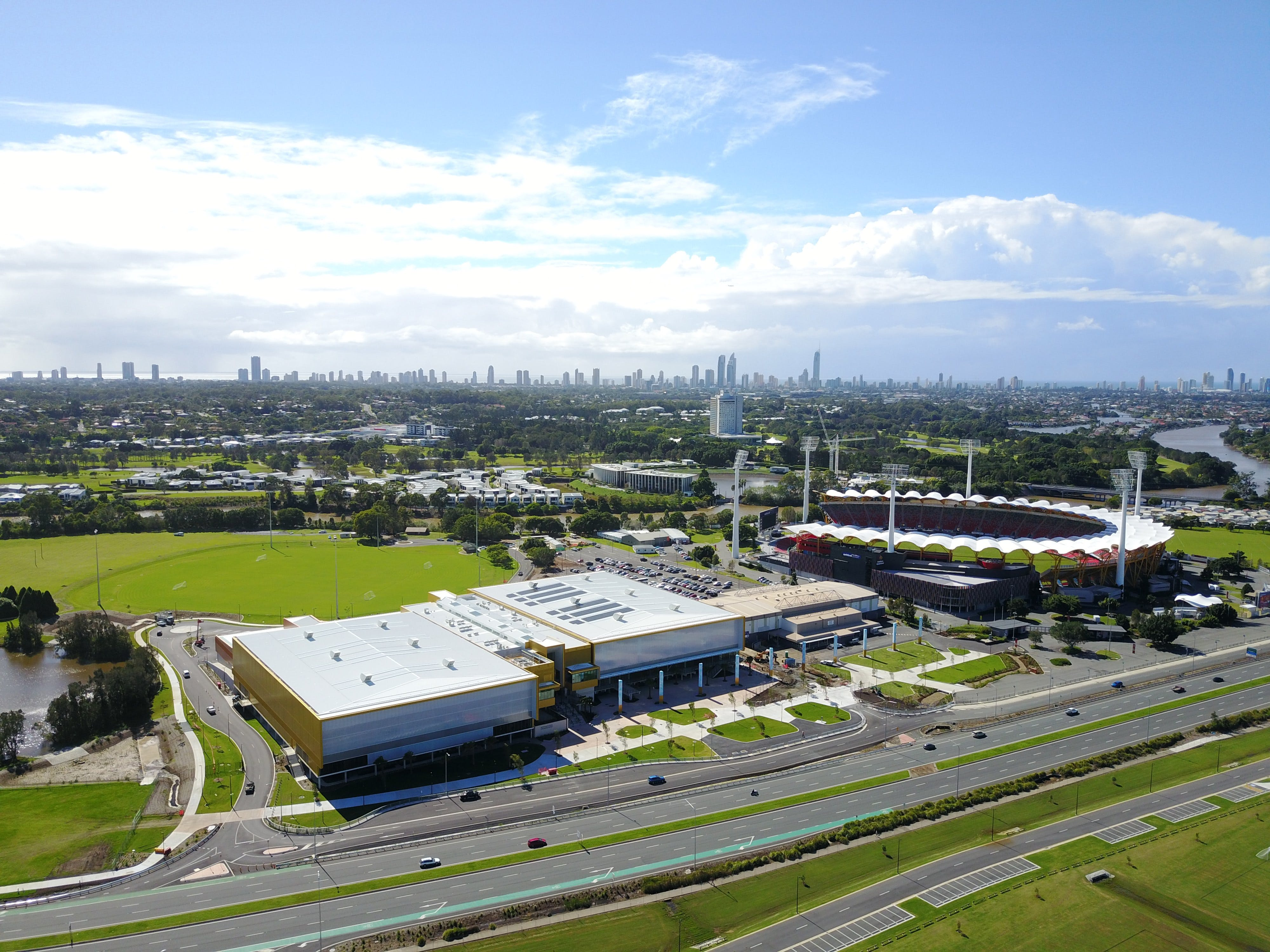 Gold Coast Sports and Leisure Centre - Attractions