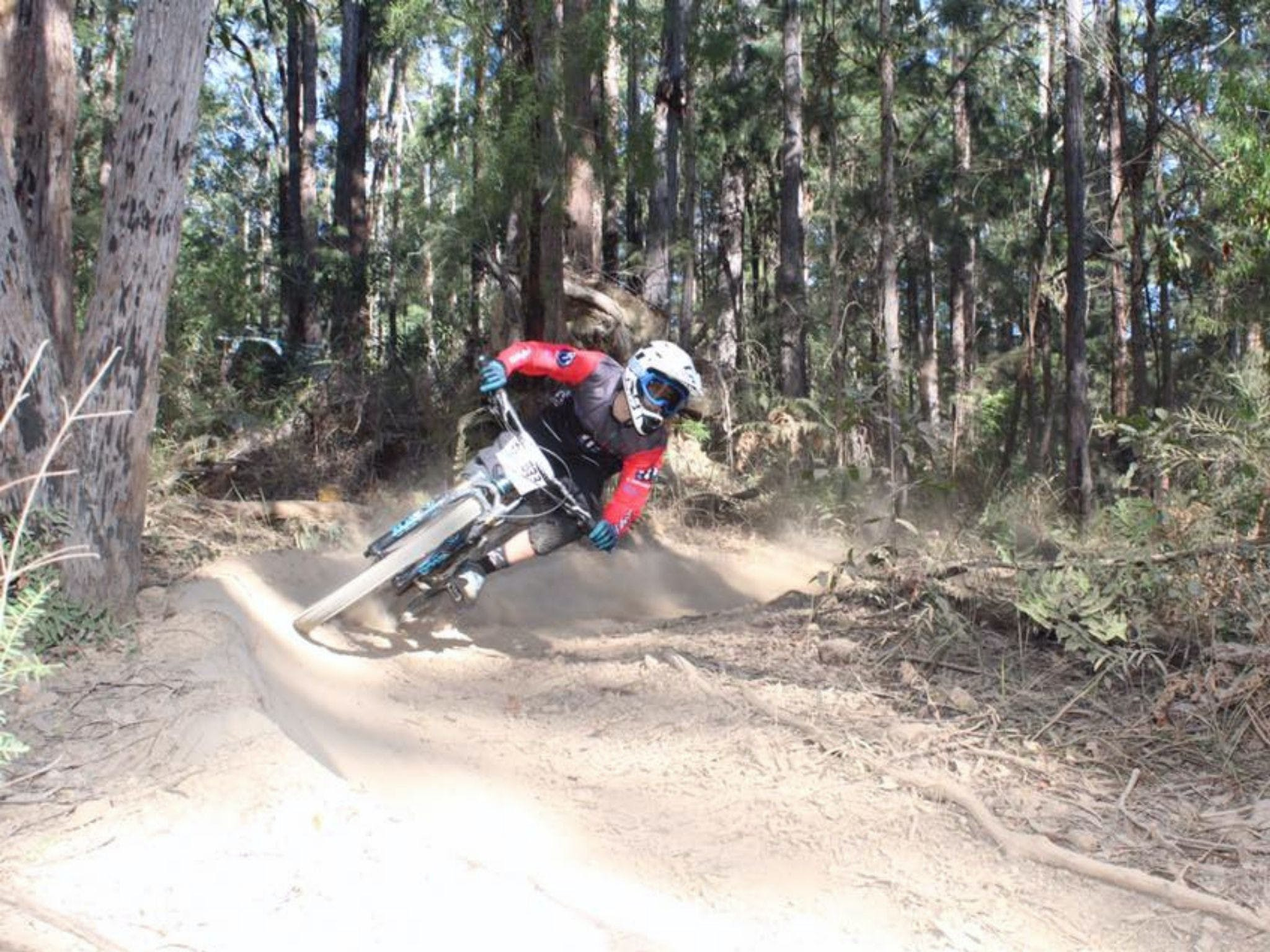 Jolly Nose Mountain Bike Park - Attractions