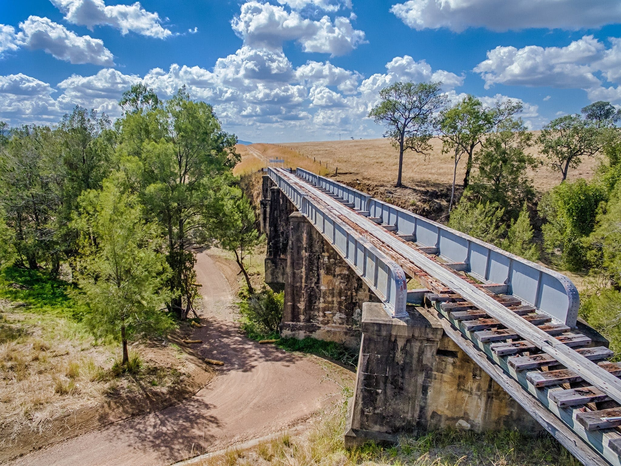 Kilkivan to Kingaroy Rail Trail - Attractions