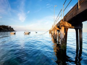 Kingscote Jetty - Attractions