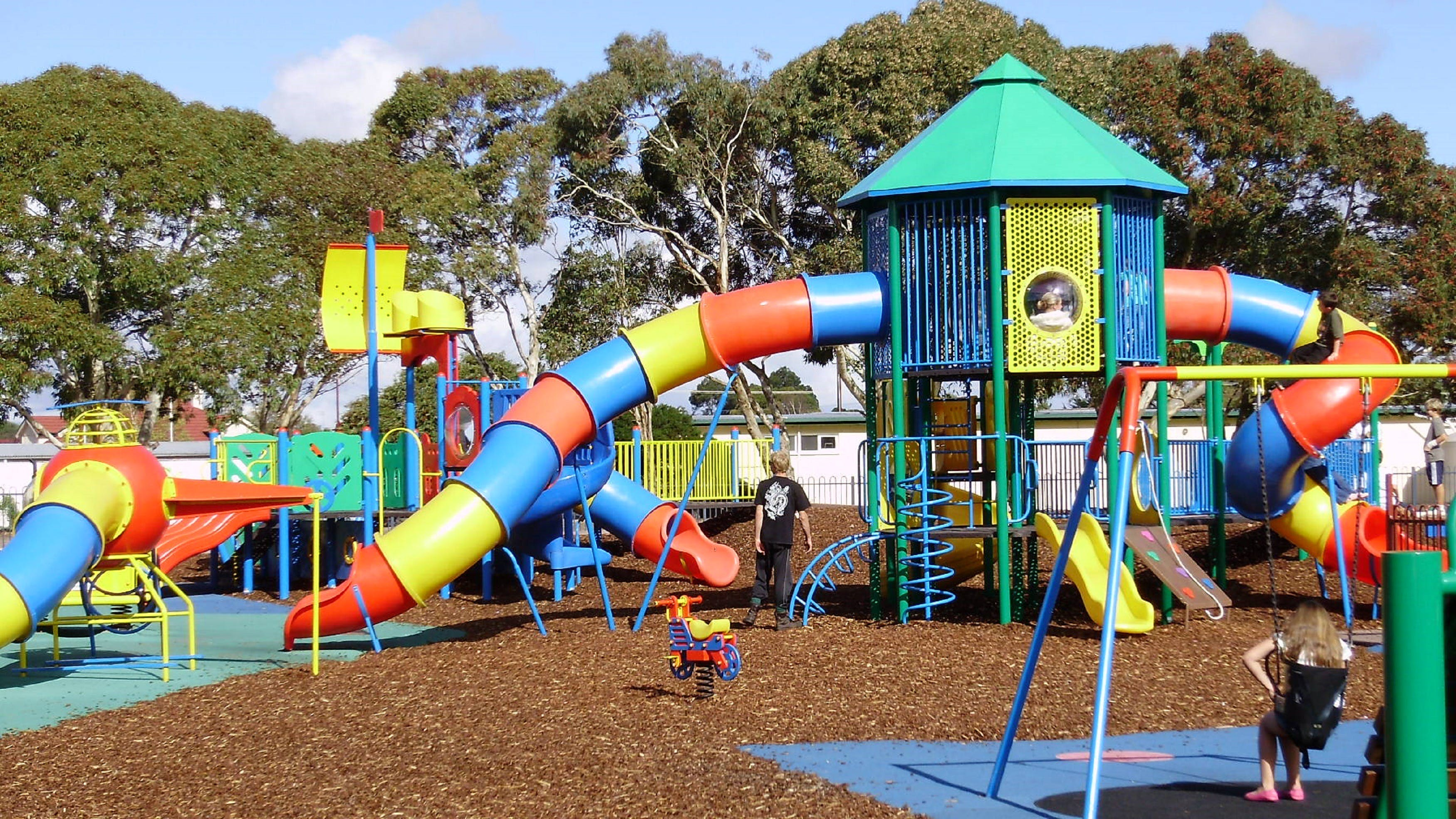 Millicent Mega Playground in The Domain - Attractions