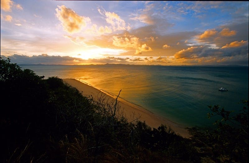 North Keppel Island Hilltop Trail - Attractions