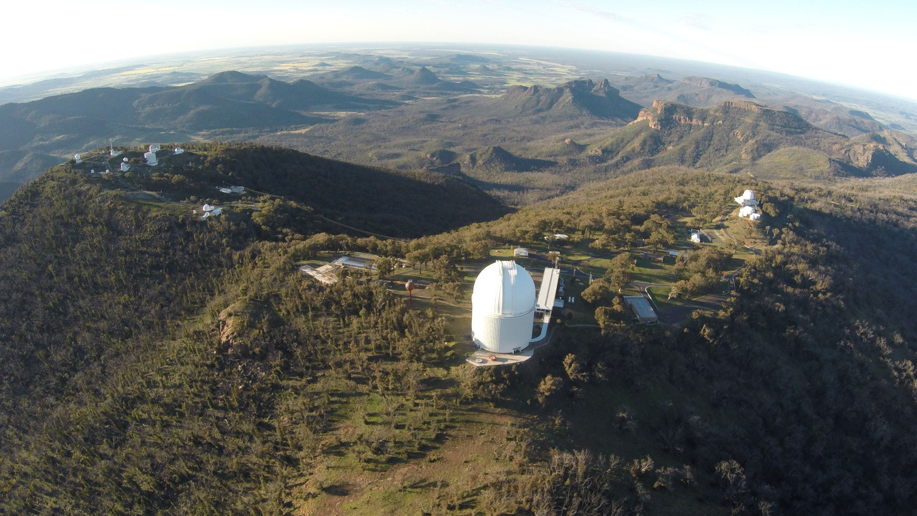 Siding Spring Observatory - Attractions