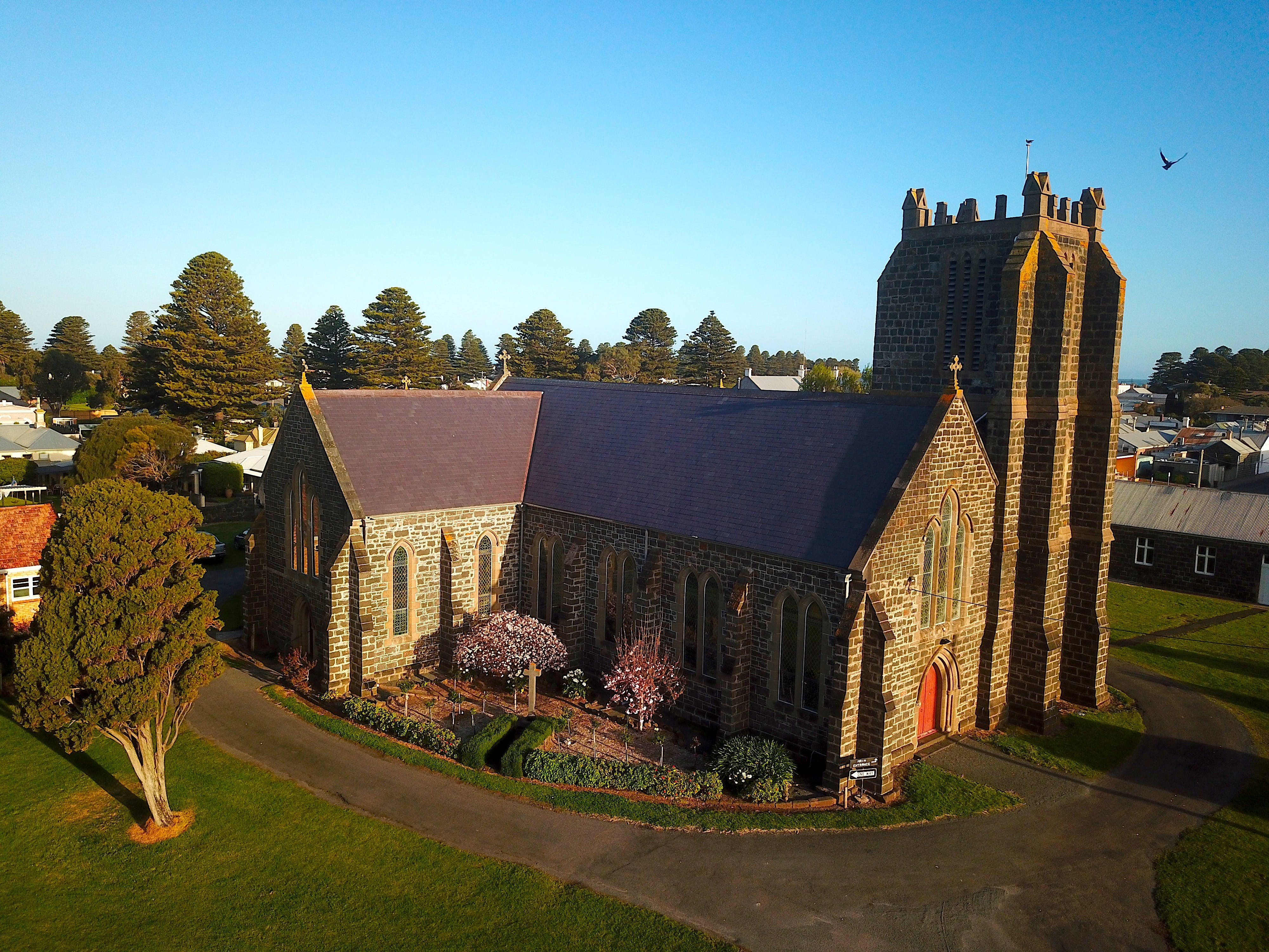St John's Anglican Church Port Fairy - Attractions