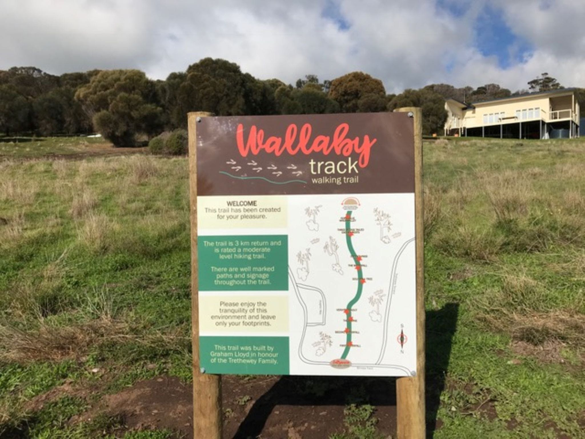 The Wallaby Track - Attractions