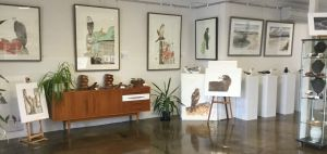 Waubs Bay Gallery - Attractions