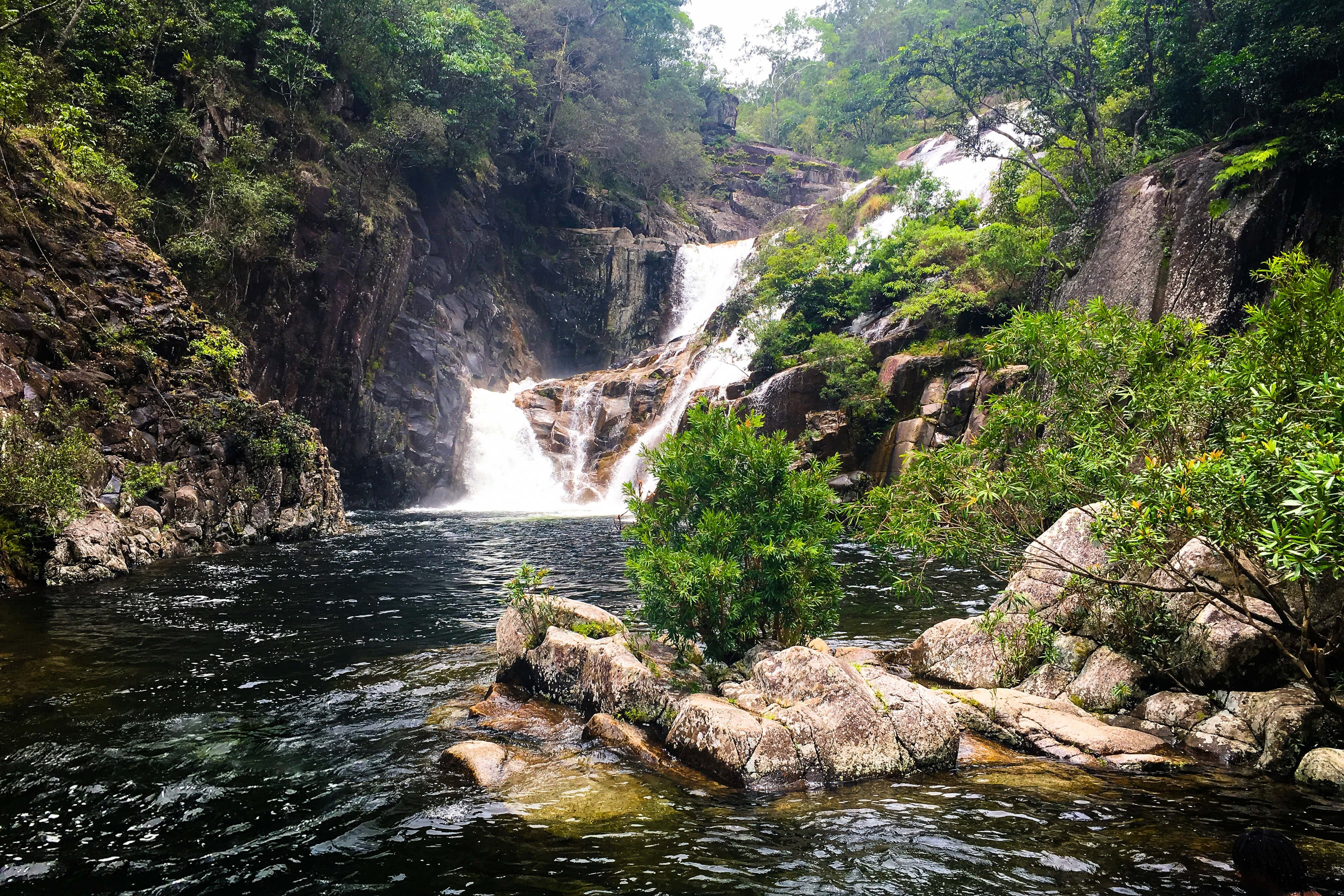 Behana Gorge - Attractions