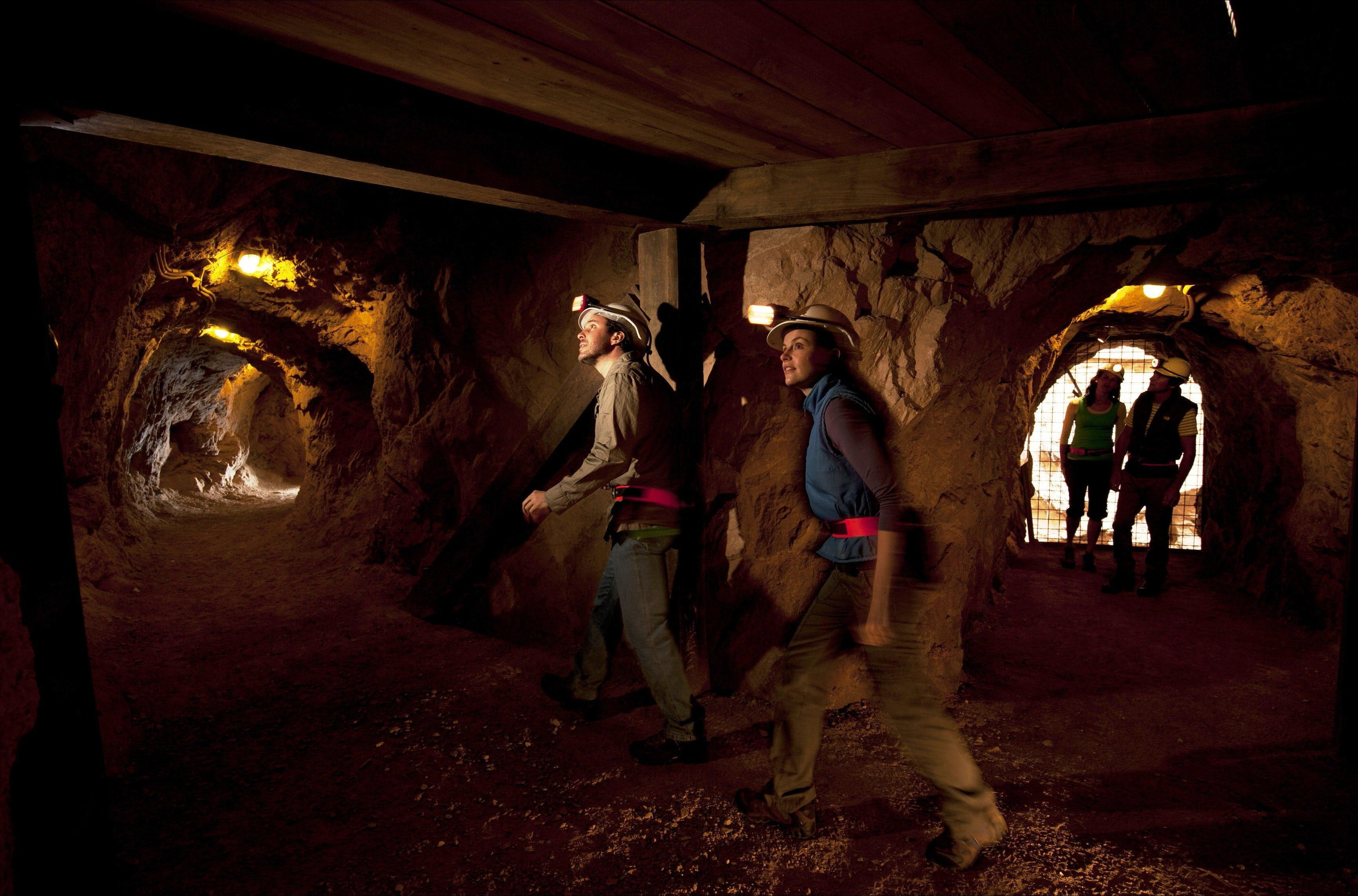 Blinman Heritage Mine - Attractions