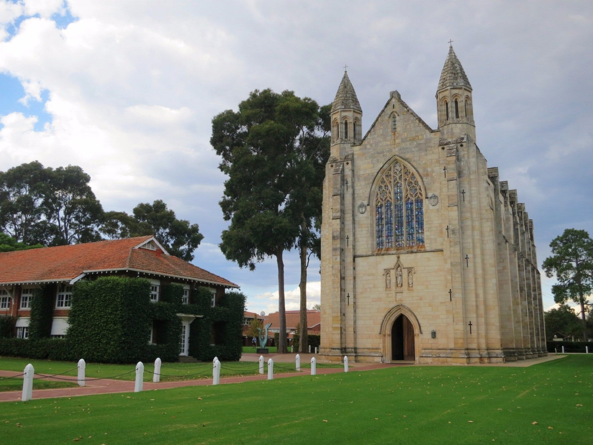 Chapel of St Mary and St George - Attractions